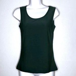 FOR CYNTHIA   Dark Forest Green Tank Top